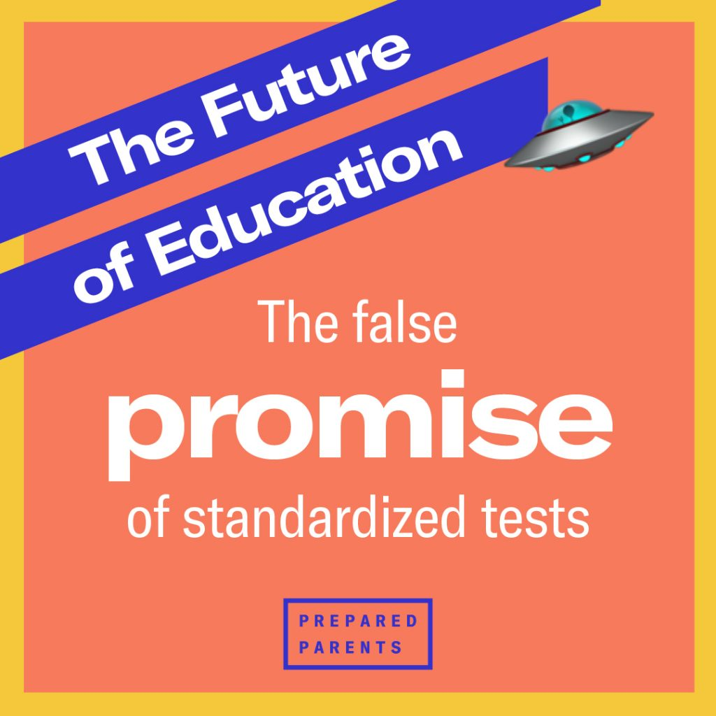 The false promise of standardized tests