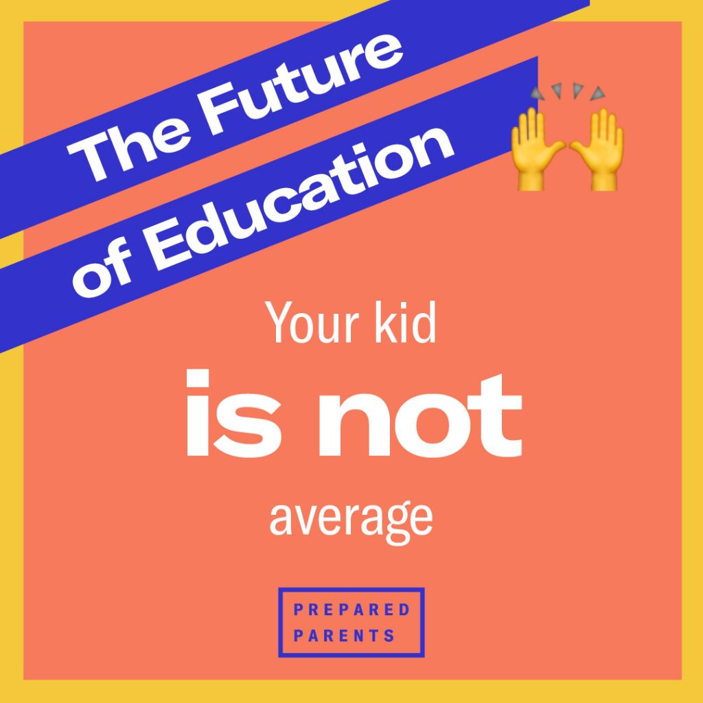 Your kid is not average