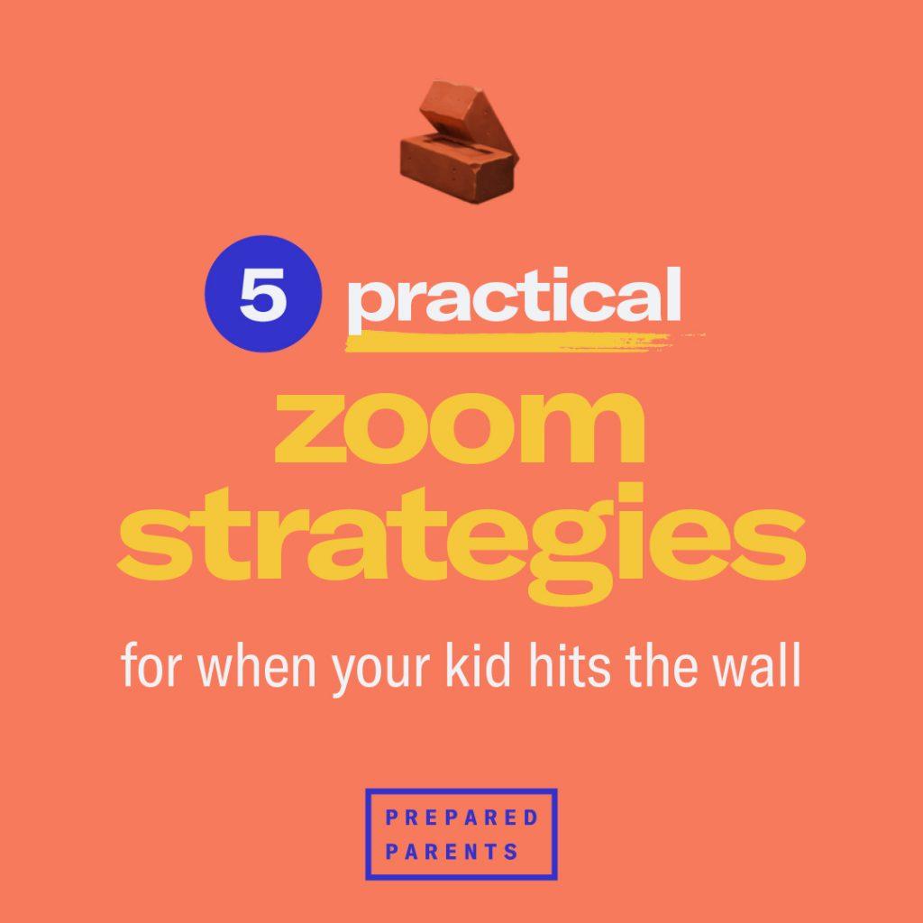 5 practice Zoom strategies
